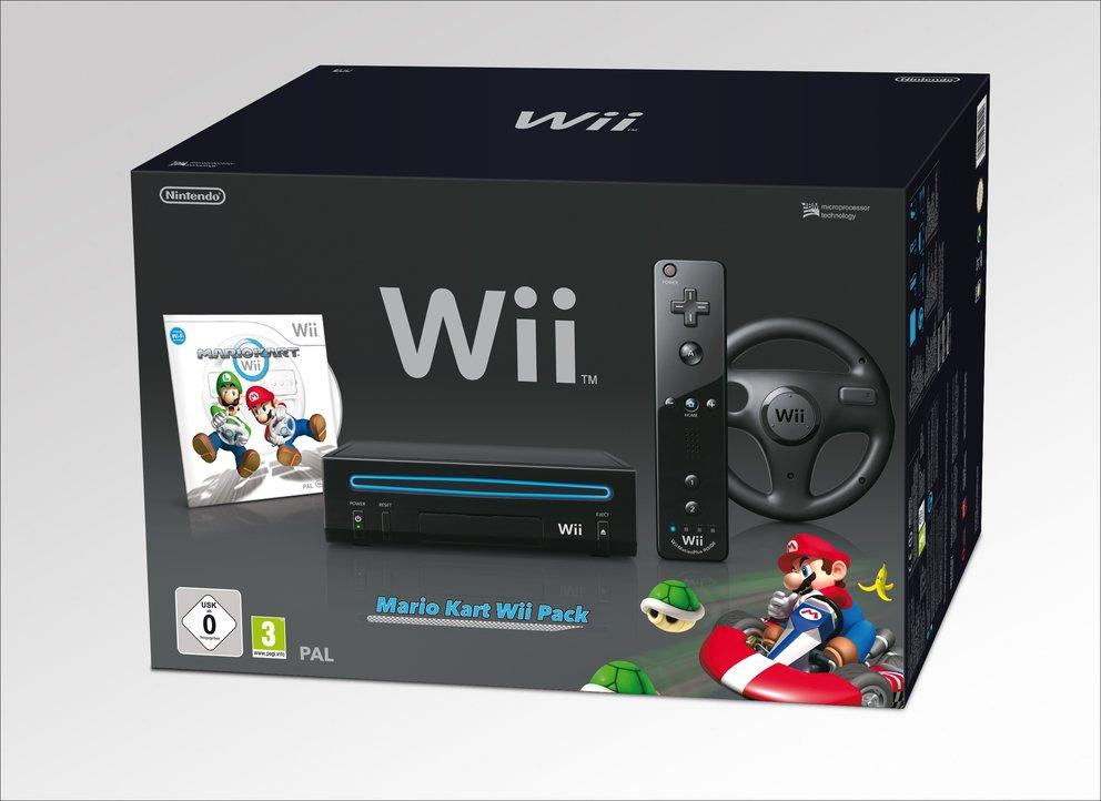 Nintendo Wii - Neue Bundles zum Weihnachtsgeschäft