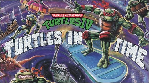 NostalGIGA Folge 9 - Teenage Mutant Hero Turtles IV: Turtles in Time