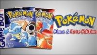 NostalGIGA - Pokémon Blaue & Rote Edition