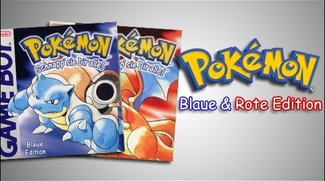 NostalGIGA - Pokémon Blaue &amp&#x3B; Rote Edition