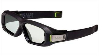 Nvidia - 3D mit Brille 2.0 - Nvidias Shutterbrille wird größer und heller
