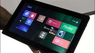 Nvidia Kal-El - Video: Erstes Kal-El-Tablet mit Windows 8