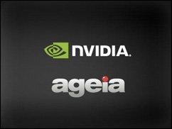 NVIDIA übernimmt Ageia