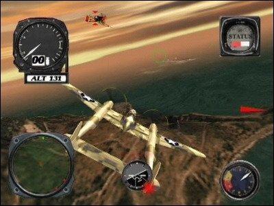 Offroad Action und heisse Flugzeuge