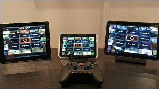 OnLive Cloud-Gaming-Dienst besser als Steam?
