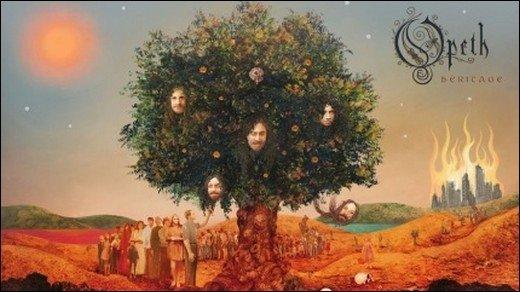 Opeth Heritage - Neues Album komplett vorab im Stream hören
