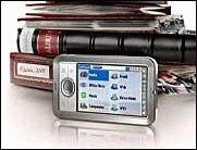 PalmOne: PDA mit Festplatte und WLAN vorgestellt
