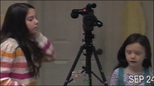 Paranormal Activity 3 - Ab hinters Sofa: der Trailer ist da!