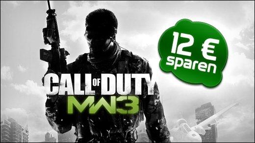 PC, PS3, Xbox360 - Call of Duty - Modern Warfare 3 jetzt schon ab 49,99 Euro vorbestellen