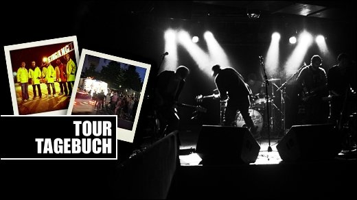 PEER-Tourtagebuch - Sex, Drugs und... auf der Bühne schlafen