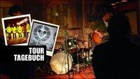 PEER-Tourtagebuch Teil 2 - Garagenrock und Banküberfall