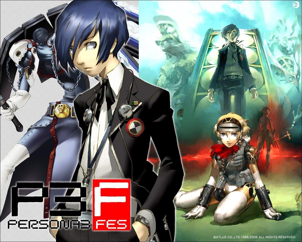 Persona 3 FES - Nippon-Rollenspiel mal anders