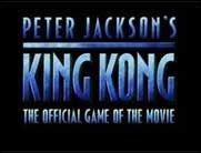 Peter Jackson's King Kong - Der Riesenaffe im Riesentrailer