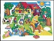 Pferde, Kühe und Hühner stürmen das Studio - PLAY auf der Farm