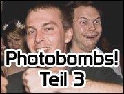Photobombs! Teil 3 - Wer hat sich da ins Bild geschlichen?