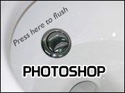 Photoshop - Bekannte Gegenstände einmal anders