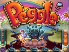 Ping Pong Flipper Action mit Peggle Deluxe
