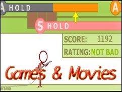 PLAY 07 ROCKT - die Games &amp&#x3B; Movies