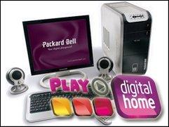 PLAY Digital Home - Packard Bell