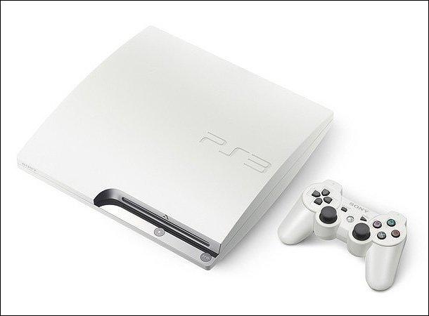 Playstation 3 - Weiße PS3 kommt im November nach Europa