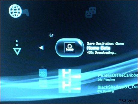 Playstation Home Beta gestartet - Willkommen zuhause!