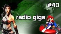Podcast - radio giga #40 - radio giga #40 - C&C: Alliances, VGAs 2011, Kingdoms of Amalur, Mario Kart 7, NeverDead
