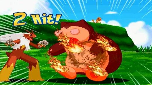 Pokémon Type Wild - Pocket Monster lassen die Fäuste sprechen