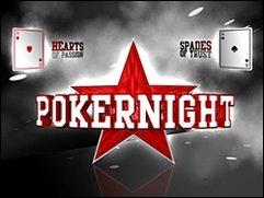 Pokernight - Preview zum Wochenende 07.02 und 08.02.2009
