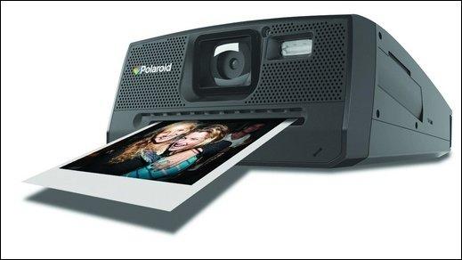 Polaroid Sofortbildkamera Z340 - Die erste digitale Sofortbildkamera