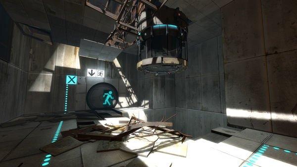 Portal 2 - Neue Gameplay-Szenen