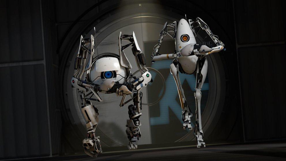 Portal 2: Map-Editor nun auch für den Koop-Modus