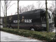 Presse-Event - Heavy Rain Bus-Tour und Motion-Capturing-Video