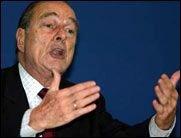 Privatkopie per P2P: Chirac will Kompromisslösung