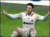 Pro Evolution Soccer 2010 - Wii Gameplay: Manchester United vs. AC Mailand