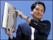 PS 3: Ken Kutaragi kann sich nicht von der Playse trennen