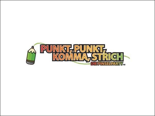 Punkt, Punkt, Komma, Strich - Die Pinselparty bei GIGA!