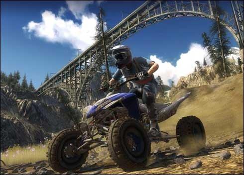 Pure - Quad Action auf der PS3