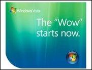 The 'Wow' starts now - Windows Vista offiziell gestartet