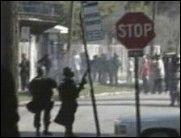 Zwei Amerikas: Afroamerikaner demonstrieren gegen Ungerechtigkeit