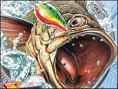Rapala Tournament Fishing für Wii