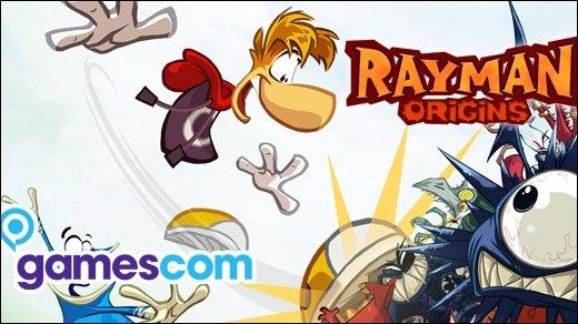 Rayman Origins - Gamescom Video-Vorschau