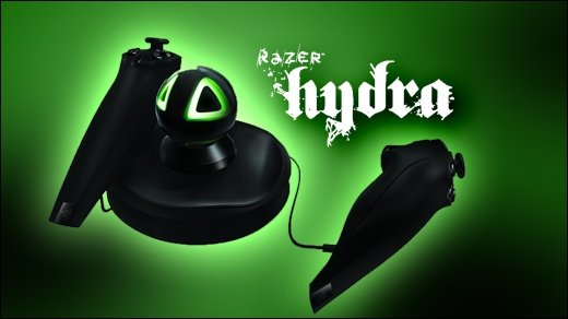 Razer Hydra - Bewegungssteuerung für den PC