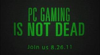 Razer  - Razer: PC Gaming is not dead - Was passiert am 26.08.2011? - Neues zum Switchblade?