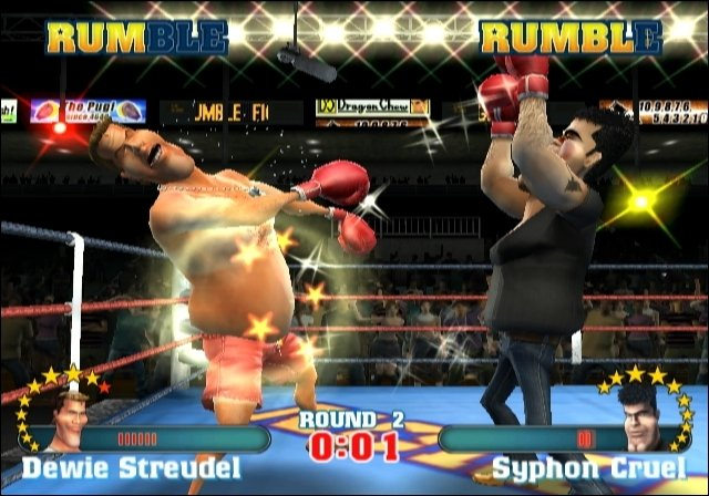Ready 2 Rumble Revolution - Neuauflage des Dreamcast-Klassikers