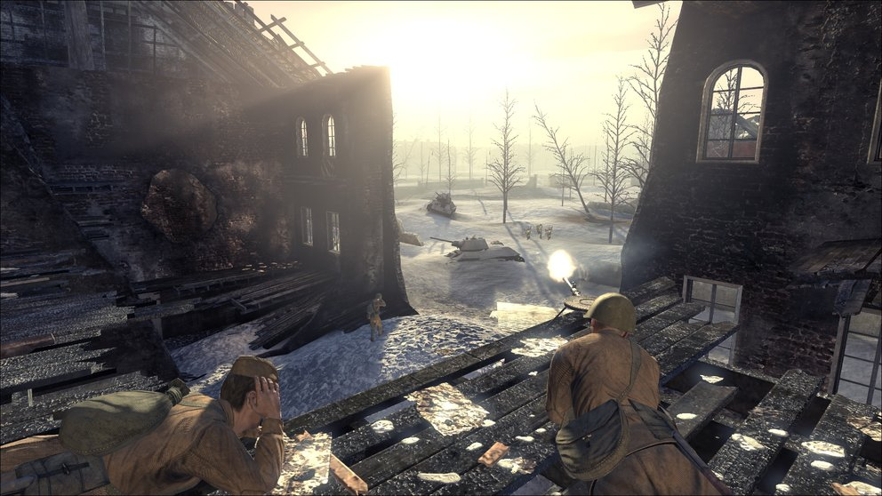 Red Orchestra 2: Heroes of Stalingrad - Ende August gehts zurück an die Wolga