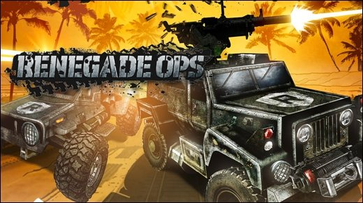 Renegade Ops Gameplay - GIGA Gameplay - Renegade Ops