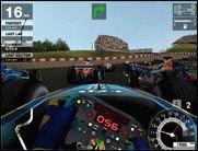 Rennsuit an, Helm auf - Formula One 05