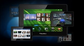 Research In Motion - Blackberry PlayBook endlich verfügbar