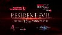 Resident Evil - 15 Jahre in 140 Sekunden
