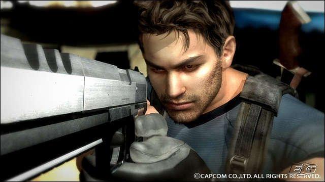 Resident Evil 5- Zombies aus der Wüstenstadt - Resident Evil 5- Untote von der E3